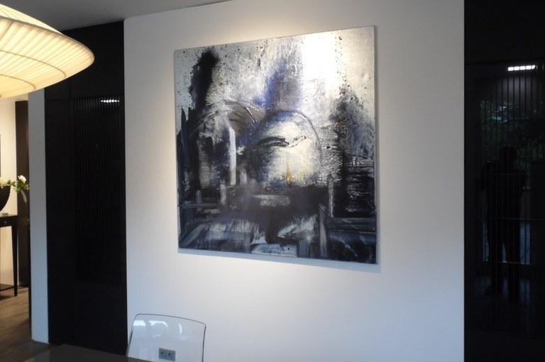 Kunst im ACT Büro