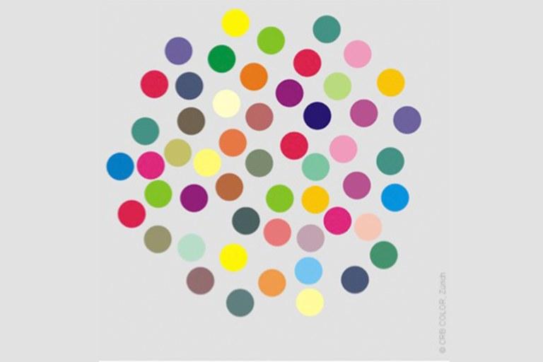 Farbe-Form-Material und Licht (Raumgestaltung)