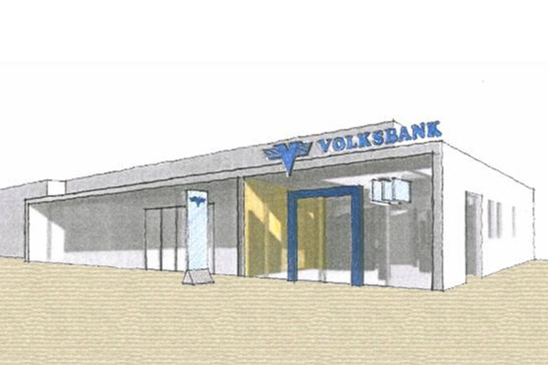 Volksbank-Corporate Design
