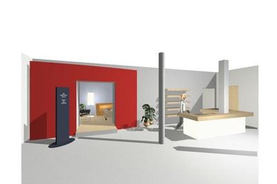 Wohnbühne-Shop Konzept